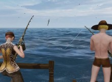 Archeage рыбалка гайд