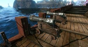 Обновление 1.7 Улучшения кораблей