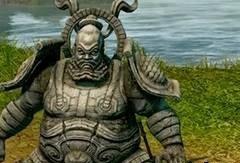 Терракотовый страж Ха-дзин